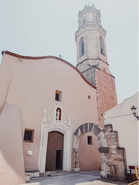 Santuari de Montferri   Fèlix Hotel