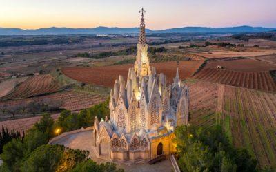 Santuario de Montferri: «la pequeña Sagrada Familia»